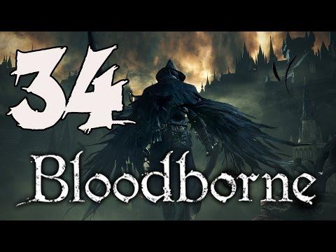 Bloodborne Gameplay Walkthrough - Part 34: Nightmare of Mensis