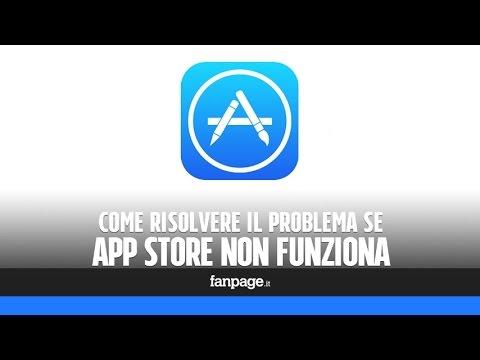 App Store Non Funziona? Ecco Come Risolvere Il Problema