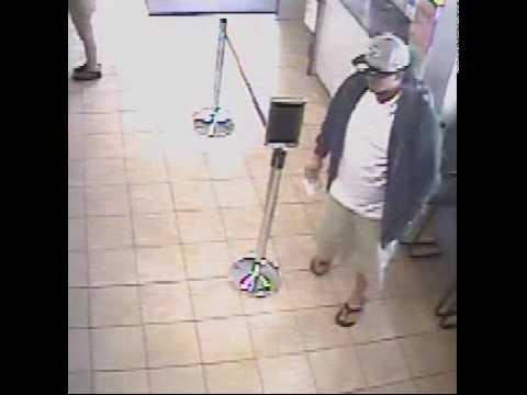 Mililani American Savings Bank Robbery Suspect