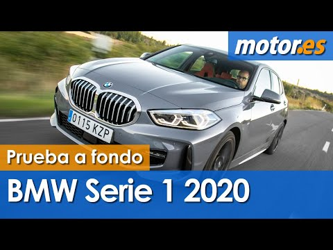 BMW Serie 1 2020 | Prueba a fondo