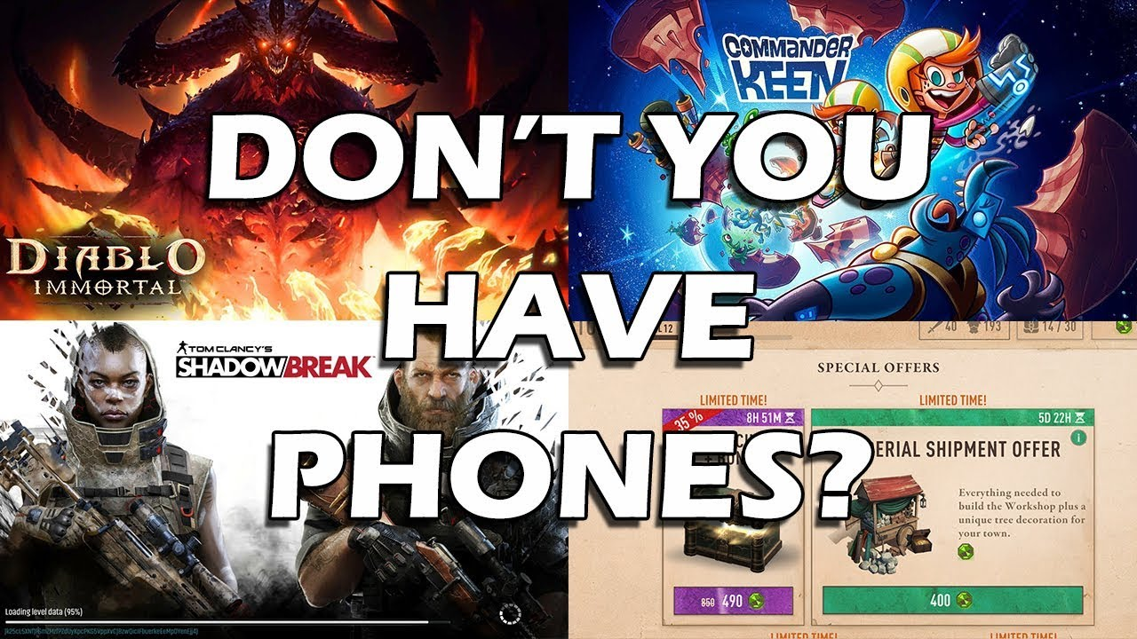 Mobile Site Games