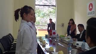 Xuất khẩu lao động Nhật Bản Javico - Phỏng vấn đơn hàng thực phẩm làm trong nhà xưởng