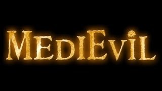 Classic PS1 Game Medievil on PS3 in HD 1080p