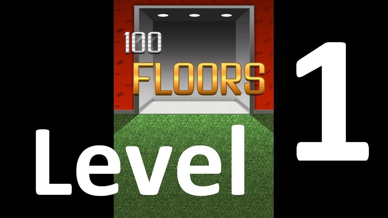 100 Floors Level 1 Annex Floor 1 Solution Walkthrough Best