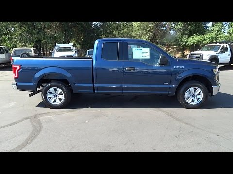 Crown Motors Redding Ca >> 2015 FORD F-150 Redding, Eureka, Red Bluff, Northern California, Sacramento, CA 15F657 - YouTube