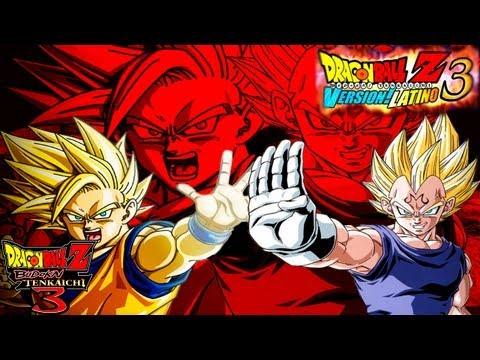 Dragon Ball Z Budokai Tenkaichi 3 Version Latino Final - Modo Historia [Saga Monstruo Bu] |