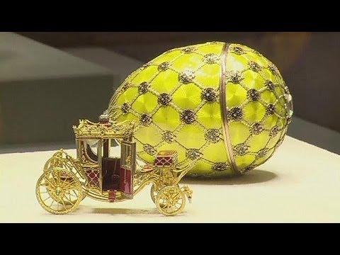 Ein Museum für die Fabergé-Eier des Zaren - le mag