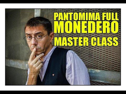 Pantomima Full - Monedero (master class)
