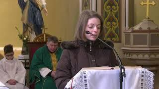 Karcagi Római Katolikus szentmise 2019.02.24.