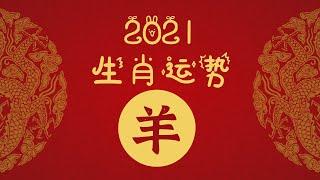 2021十二生肖运势预测——羊 - YouTube