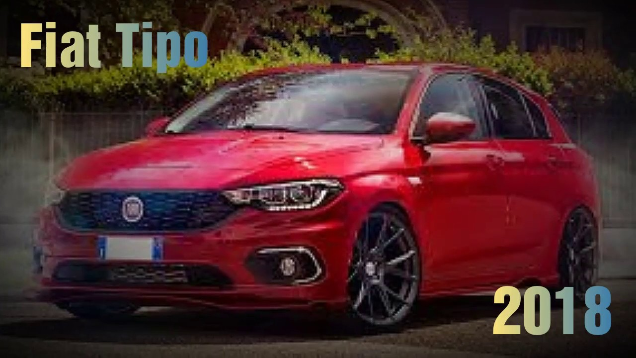novo fiat tipo 2018 youtube. Black Bedroom Furniture Sets. Home Design Ideas