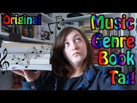 Music Genre Book Tag | ORIGINAL