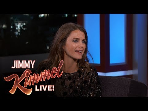 Keri Russell on The Americans & Scott Speedman
