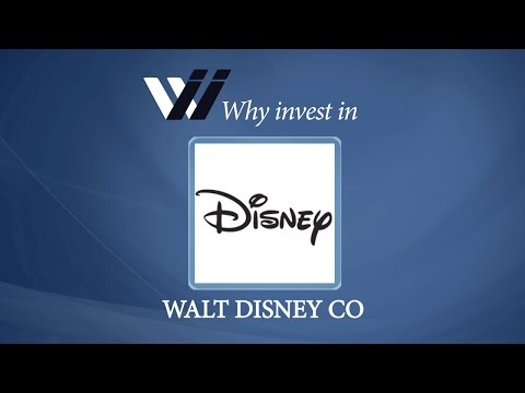 Walt Disney Co - Why Invest in