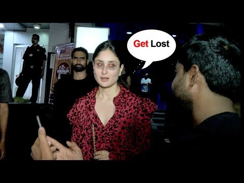 DRUNK Kareena Kapoor s Unbelievable ATTITUDE To A  Asking For A Simple Selfie