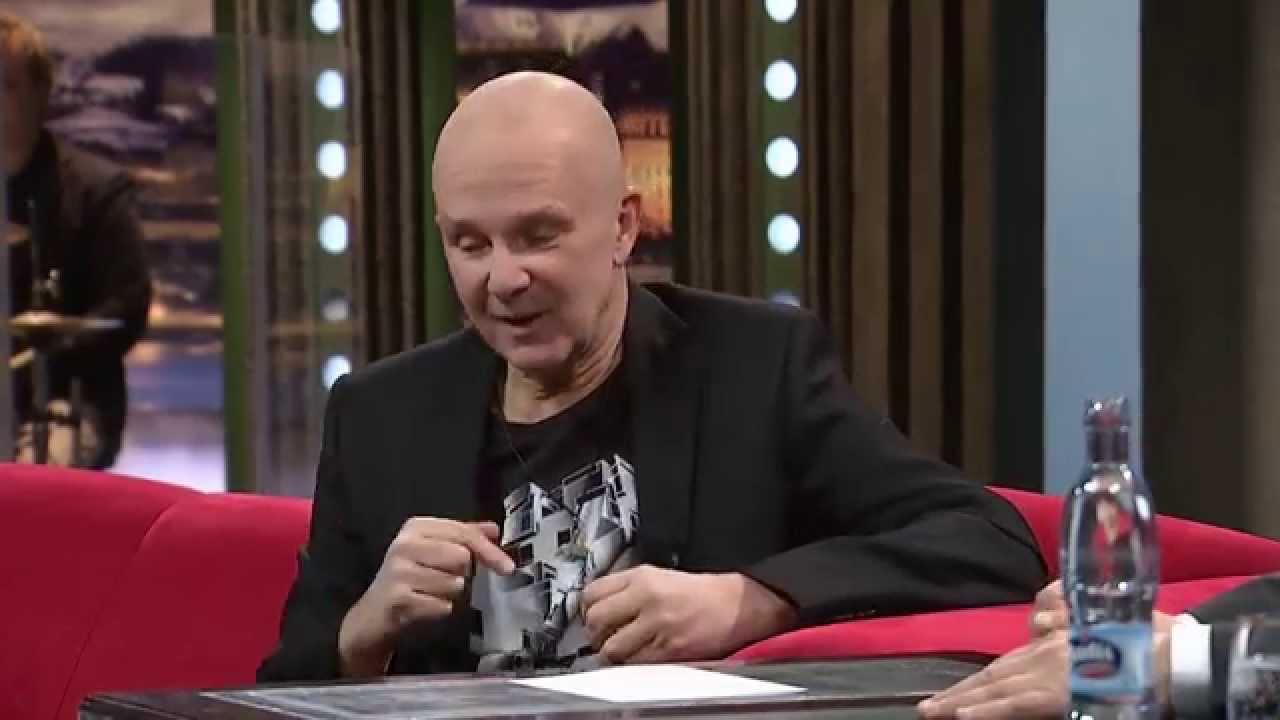 1. Ondřej Soukup - Show Jana Krause 15. 4. 2015