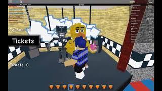 pizza on roblox fnaf 4