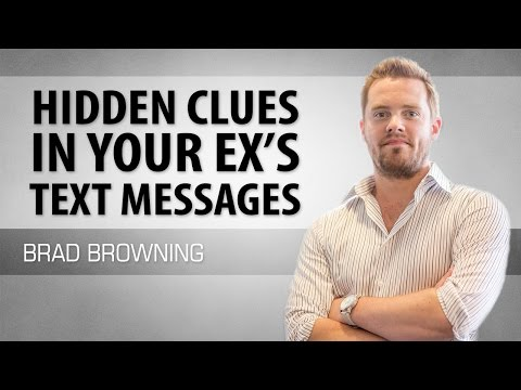 Hidden Clues In Your Ex's Text Messages (Uncover Their TRUE FEELINGS