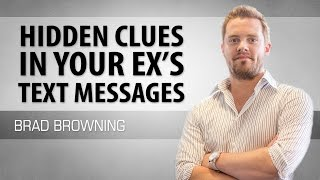 Hidden Clues In Your Ex's Text Messages (Uncover Their TRUE FEELINGS!)