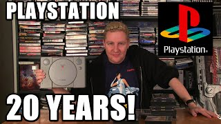 PLAYSTATION 20 YEARS OLD!- Happy Console Gamer