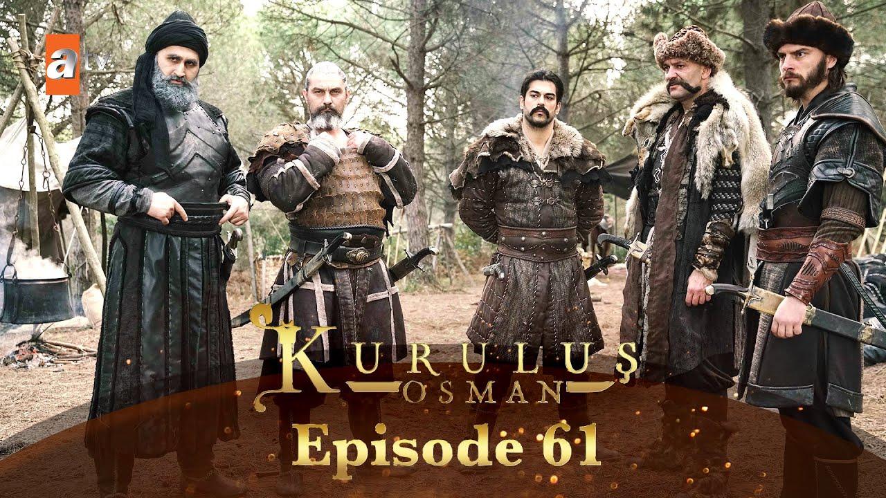Kurulus Osman Urdu | Season 1 - Episode 61