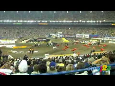 2008 Montreal Supercross video by Auto123.com