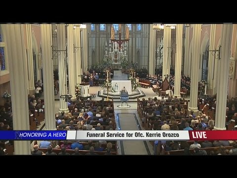 Kerrie Orozco Funeral Service