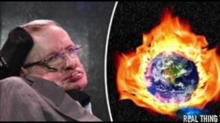 We need to leave Earth or humanity will DIE, warns Stephen Hawking