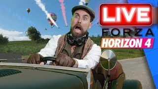 Goose Goes For A Country Drive In Forza Horizon 4! | Stream