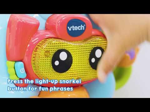 Splash And Play Elephant | VTech | Demo