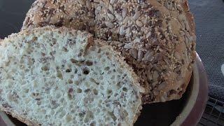 5 Min -  Brot ohne Gehzeit Thermomix® TM5