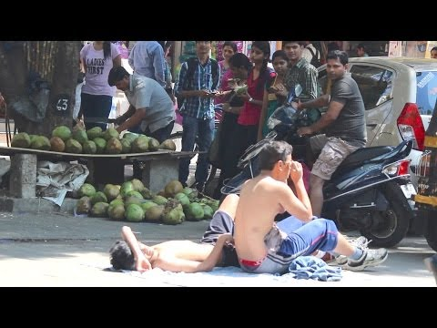 Sunbathing On Streets, Pushups, Silly Laugh -Public Awkwardness
