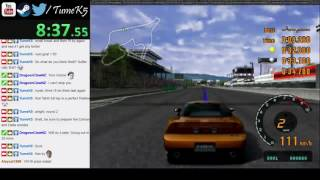 Gran Turismo 3 A-Spec (PAL) - All Licenses in Gold speedrun sample