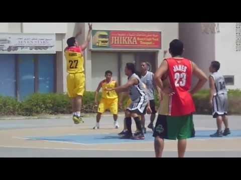 yellow vs gray ICSL Dubai  UAE 2013