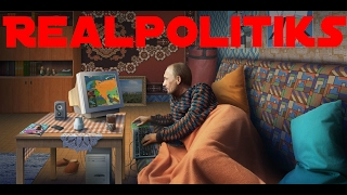 СОВРЕМЕННАЯ ГЛОБАЛЬНАЯ СТРАТЕГИЯ?! Realpolitiks: Россия