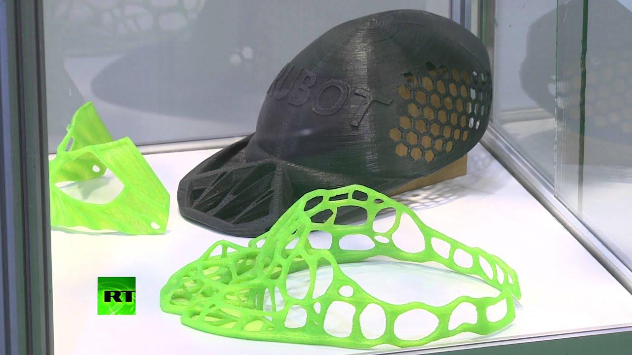 В Москве проходит выставка 3D Print Expo