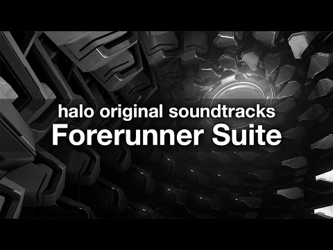 Halo Original Soundtracks Forerunner Suite