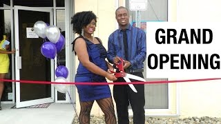 Flashback:  Grand Opening of Our First BlackOnyxWorld Boutique