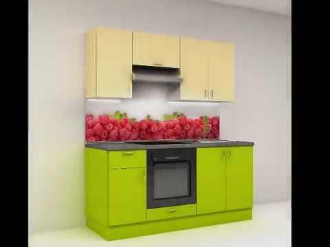 Дешевые кухни эконом класса ЗОВ купить в Москве Недорогие