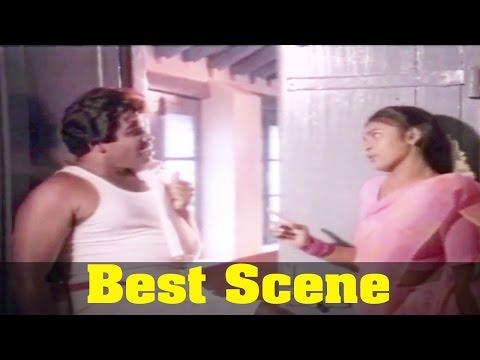 Government Mappillai Movie : Kasthuri, Anandaraj, Best Scene