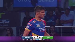 Pro Kabaddi 2018: Patna Pirates vs UP Yodha - Match Highlights [ENGLISH]
