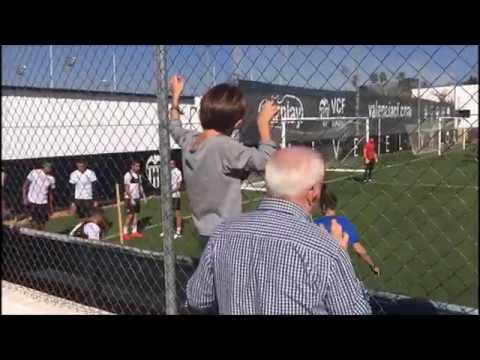 'Regalo' de Prandelli a la afición este 1 de noviembre 2016