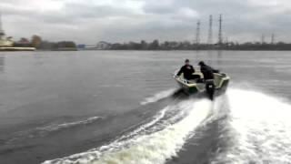 Алюминиевая лодка Berkut XS(Лодка BERKUT XS отлично подходит для тех, кто хочет перейти с обычной резиновой лодки на жёсткий корпус. Полные..., 2015-11-16T12:52:35.000Z)