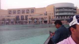Dubai fountain in Hindi song . awesome