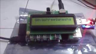 Raspberry Pi Karaoke Player