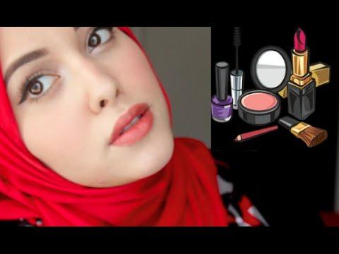 مكياج يومي سهل وسريع Simple & Easy Everyday Makeup