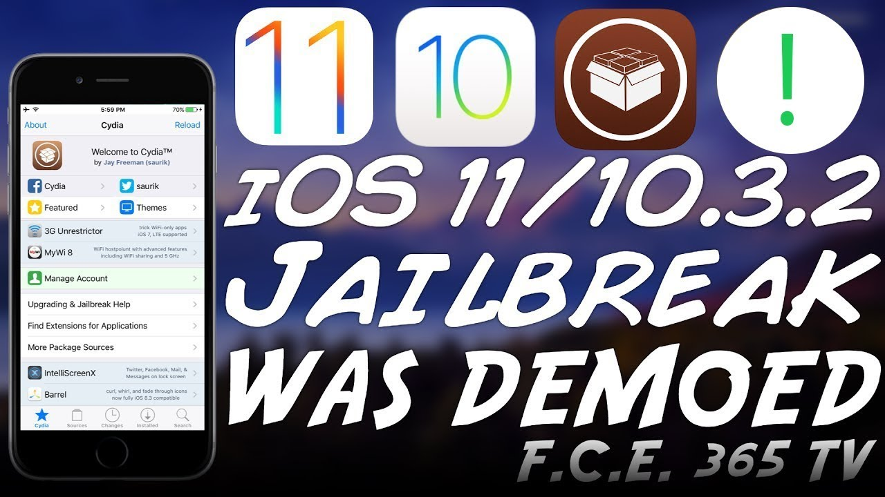 iOS 10 3 2 / iOS 11 Jailbreak ACHIEVED (DEMOED BY KEENLAB for 64-Bit  Devices + iPhone 7)