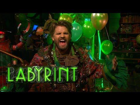 Labyrint - Gi meg slim - NRK Super