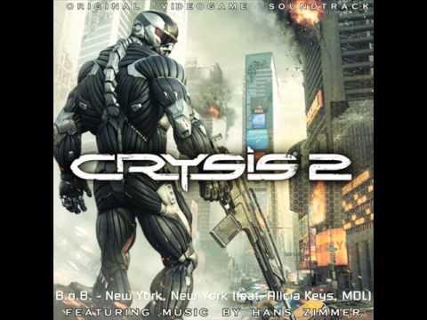 Crysis 2 - B.o.B. - New York, New York (feat. Alicia Keys, MdL)