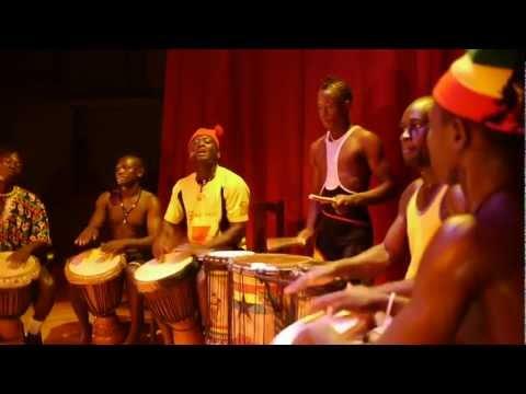Globe Music - Netos de Bandim (Guinée Bissau) - Janvier 2013